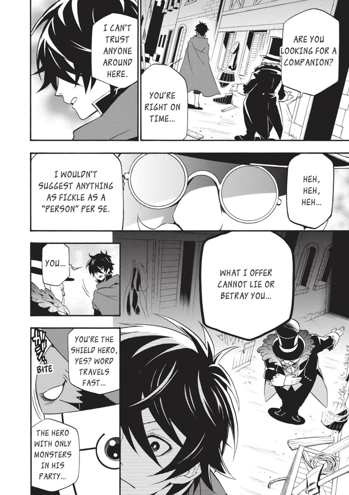 Tate no Yuusha no Nariagari, Chapter 2 image 030