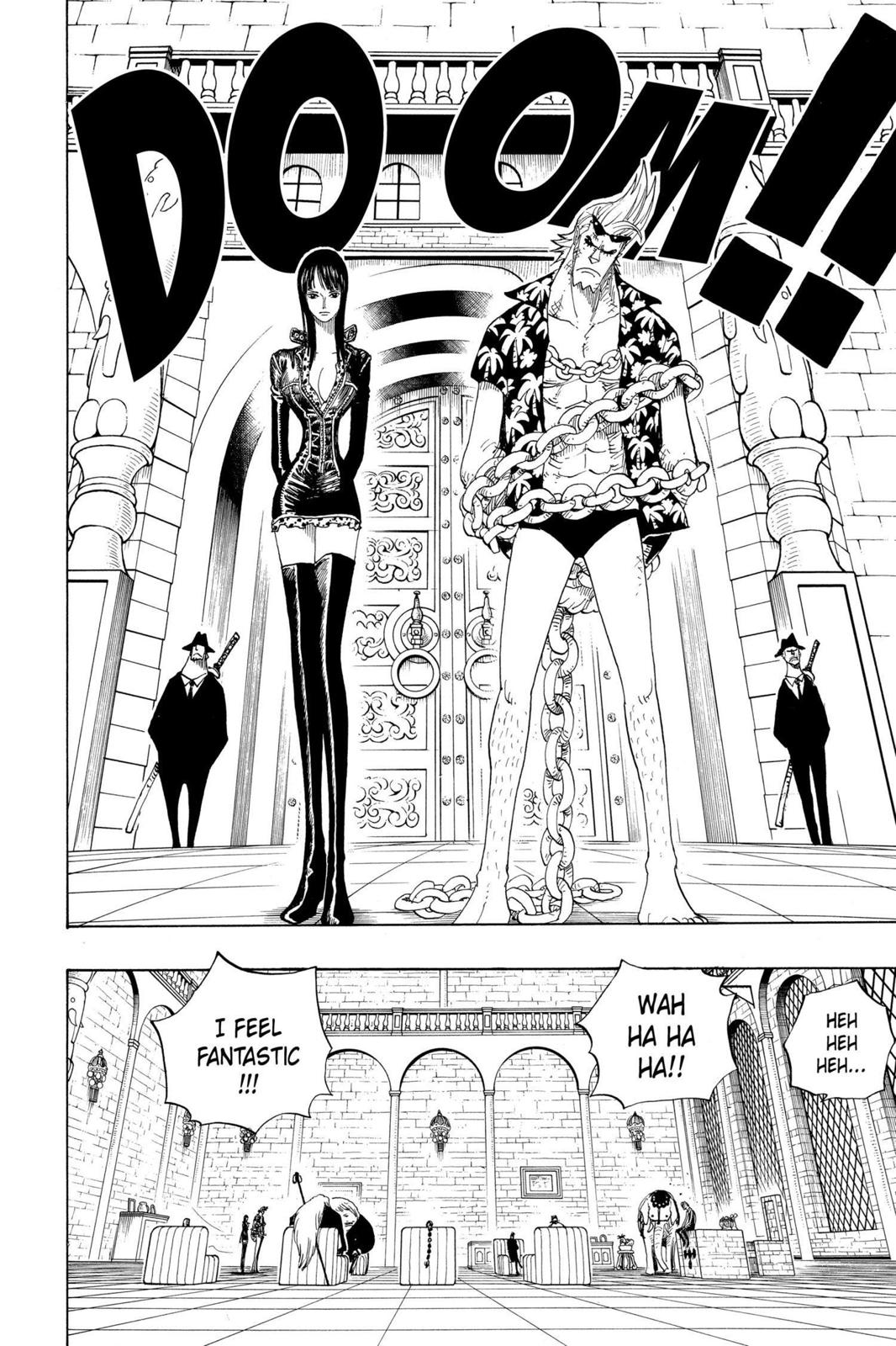 One Piece, Chapter 379 image 011