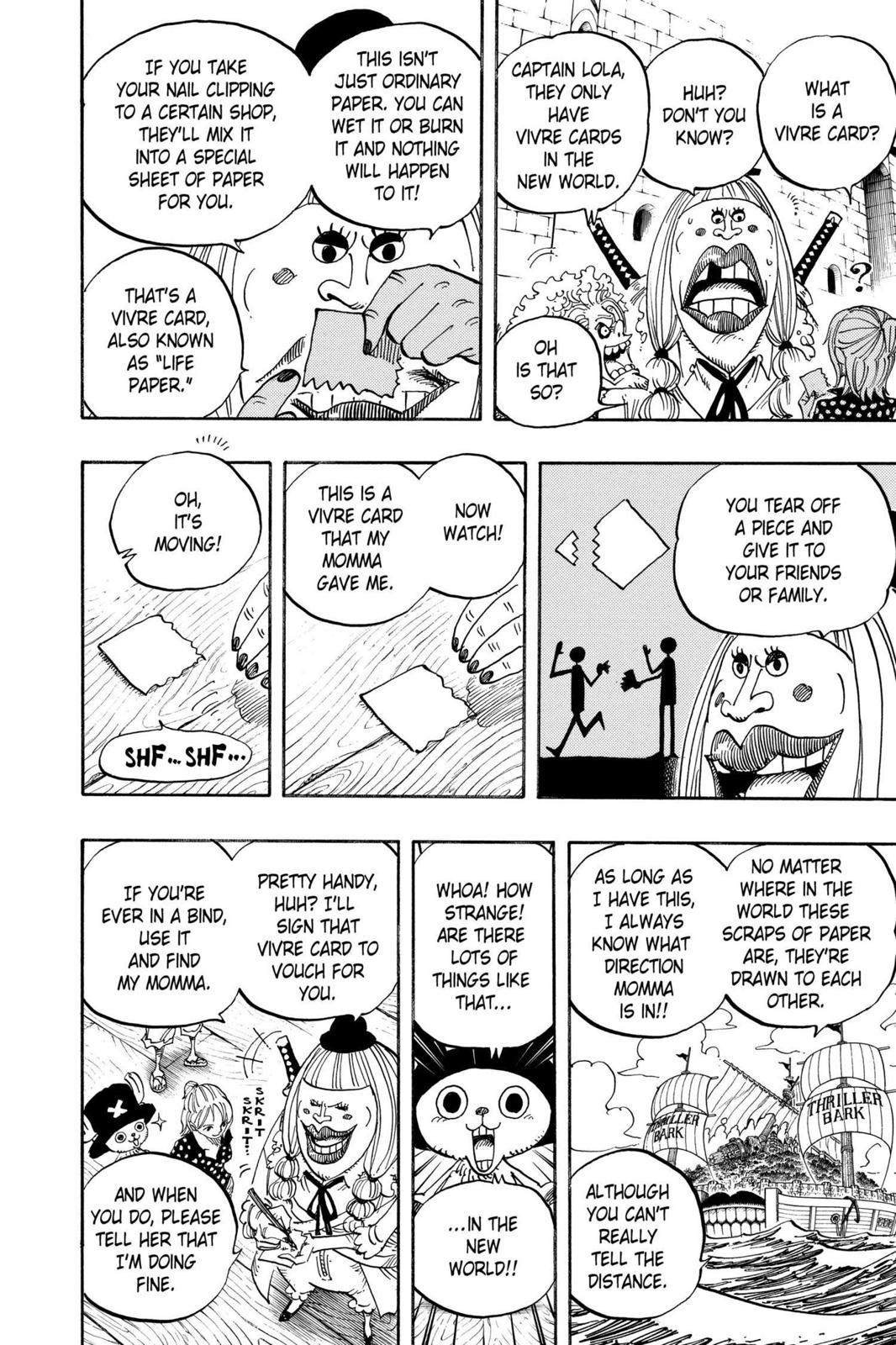 One Piece, Chapter 489 image 016